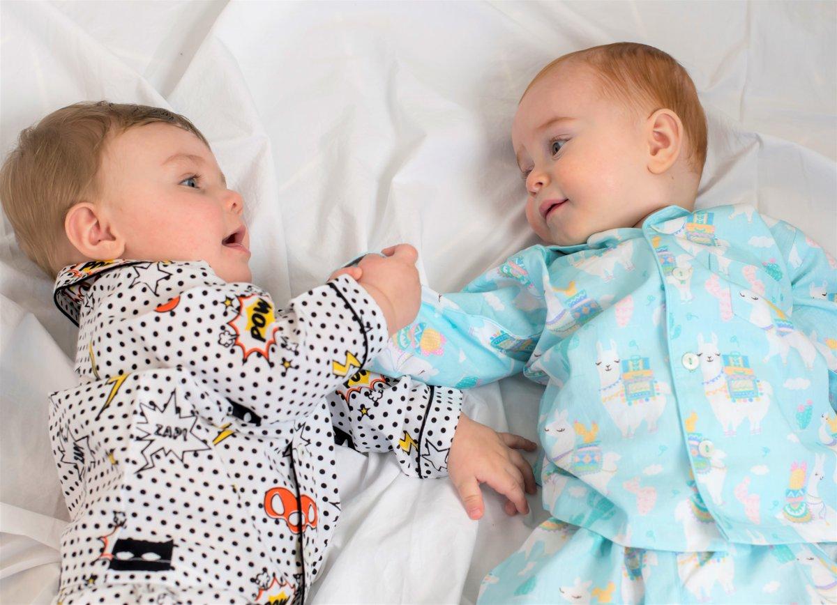 Chilling in our cozy organic pjs! 🥰   #Friendship #Llama #Superhero #Pajamas #CottonPjs #Pjs #Nightwear #BabyWear #LoveMyLWS   Shop on  under pajamas   Featured: Superhero & Llama Love organic pajama set