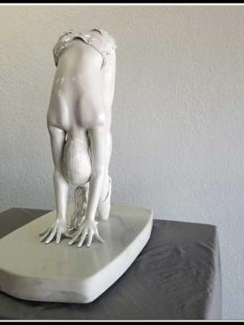 Ballerina - An Original Sculpture  Make it the pride of your living room showcase  #RuelJamesArt #OriginlSulptureWork #HireAnArtist #ArtForSale https://t.co/HadZU3CUJR