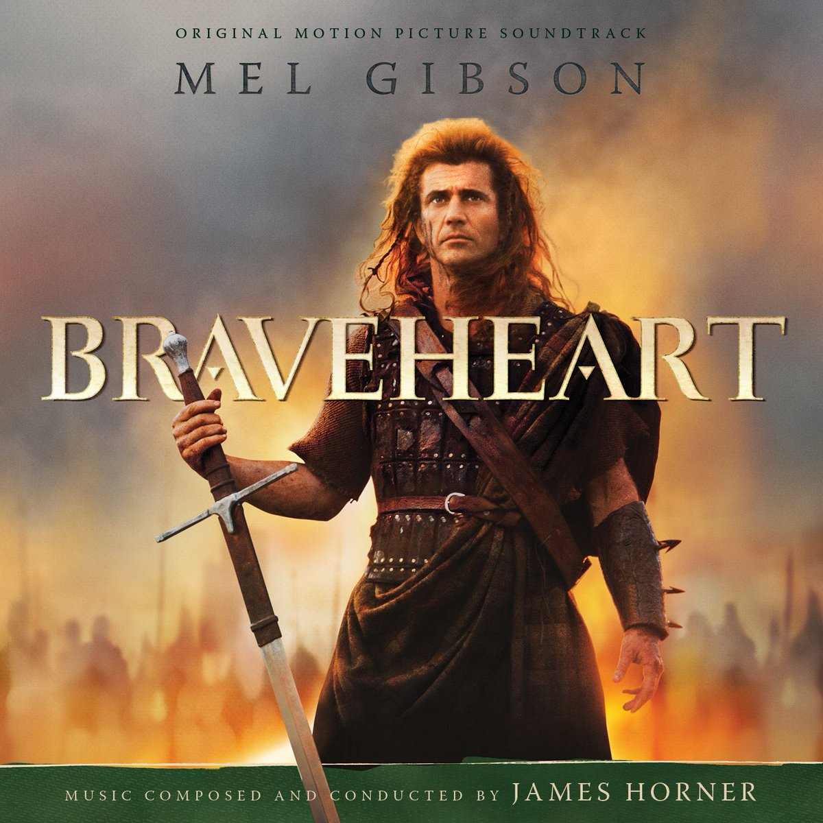 Now Playing @spyvinyl > @LaLaLandRecords limited edition release of James Horner's Braveheart. So good.