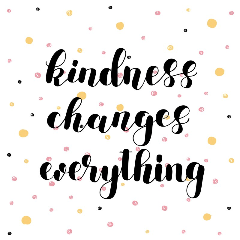 There are a million reasons why you should participate in #Kindness It might be for #RAOK #MLKDay #EarthDay #Advent for a loved one going through a crisis, or just because. Here are 100 Random Acts of Kindness to get you started. -->