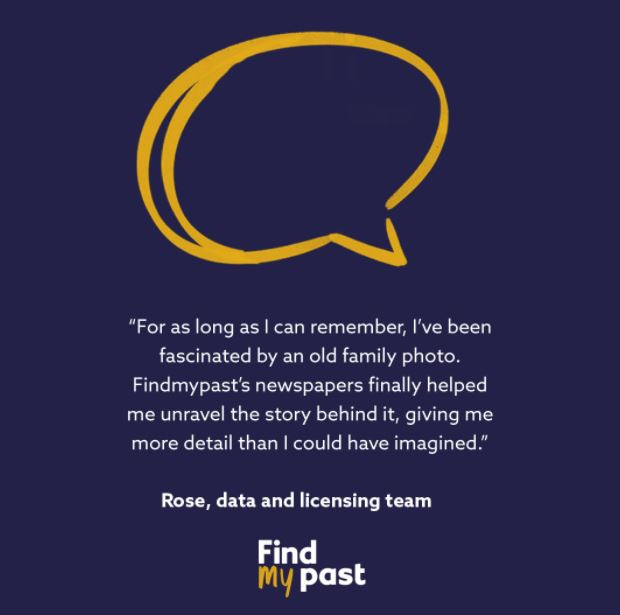 Newspapers are a favourite among Findmypast staff.📰   #newspapers #genealogy #history #research #wednesdaythought #WednesdayMotivation
