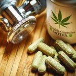 "Image for the Tweet beginning: #Cannabis 🔬 #Wellness   STUDY: ""amongst"