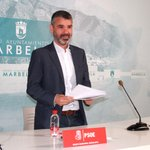 Image for the Tweet beginning: El concejal del @PSOEMarbella, José