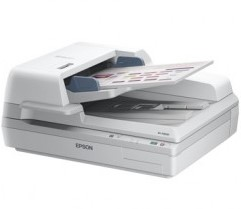 The #Epson #WorkForce #DS70000 is a desktop scanner. Scanning 70 pages per minute with a feeder capacity of 200 sheets. Scans up to A3 and double sided. Compatible with both Mac and Windows and scans in colour, greyscale and black and white