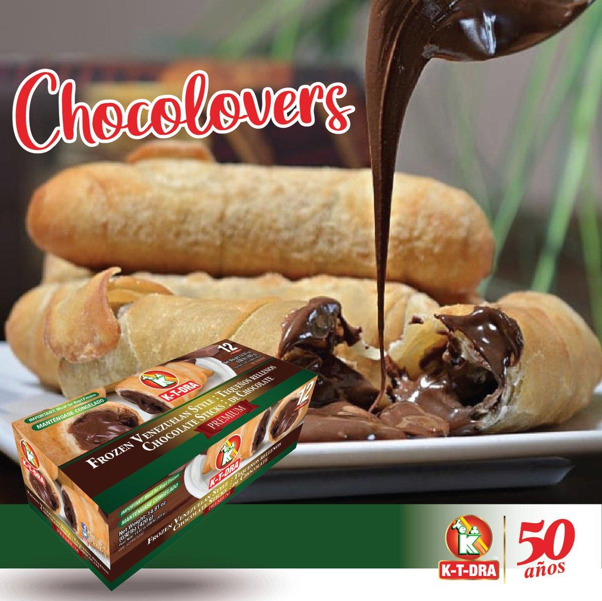¿Amante del chocolate? Tequeños de Chocolate K-T-DRA...no te pierdas la experiencia! - #ktdra #empanadas #tequeños #tequeñosdechocolate #50AñosKtdra #pastelguayanes #pastelitosandinos #pulpasdefrutas #chocolovers #masas #yummy #27ene