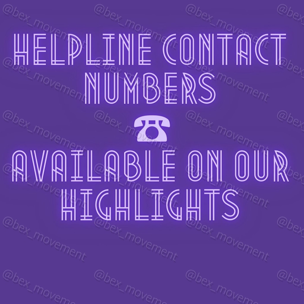 We continue to remind you that you are not alone and that you can always reach out for help that is available 24/7.  We've provided you with important Helpline Numbers-check out our Helpline highlights on Instagram  #mentalhealth #reachoutandmakeitout