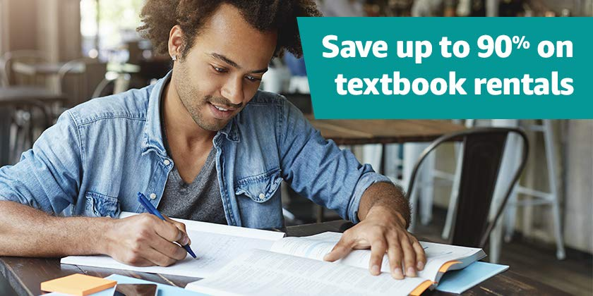 Textbooks buying and renting made easy! Save on all the textbooks you need this semester. Available in the US only.