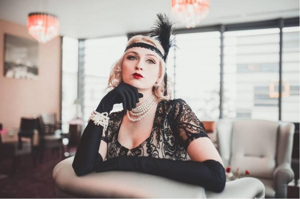 Great Gatsby Costume Accessories 4 Pcs Set #makeup #bestoftheday