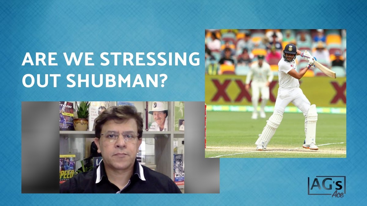Are We Stressing Out Shubman?  @RealShubmanGill @BCCI #INDvsAUSTest #GabbaTest #GabbaBreached #shubmanGill #Cricket #INDvsENG   Watch the Video Here:-