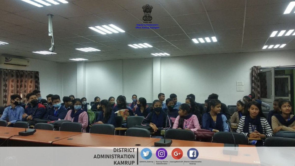 College event on voter awareness was conducted in D K College, Mirza today.  #vote #awareness #election @ECISVEEP
