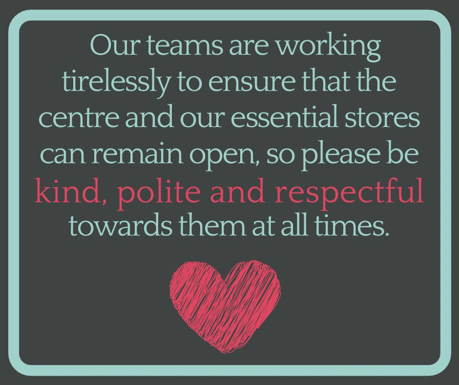 #StaySafe #BeKind #shoplocal #Wakefield #lovewakefield