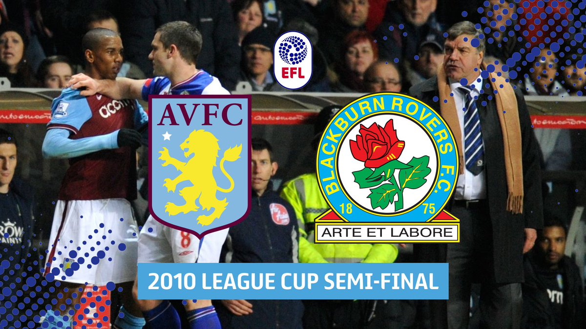 A real classic for you today!  Head to our @YouTube channel at 5pm for this 10-goal thriller in full between @AVFCOfficial and @Rovers    #EFL | #CarabaoCup