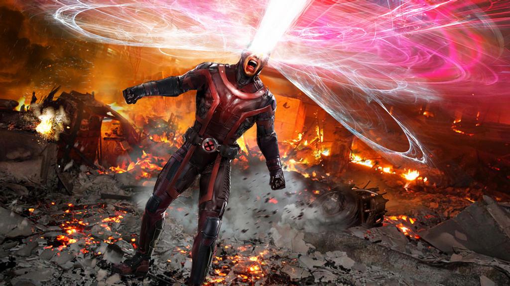 My favorite X-Men has always been my man Cyclops!! #XMenVote