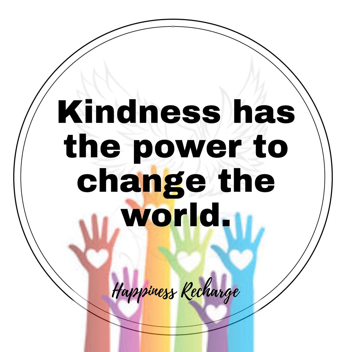 When acknowledgment iswoven with tenderness and compassion, it sparks a light that can ignite someone's heart. We all have the power to light this flame with something as simple as kindness. #HappinessRecharge #kindness #changetheworld #compassion #begoodtoothers #bekind