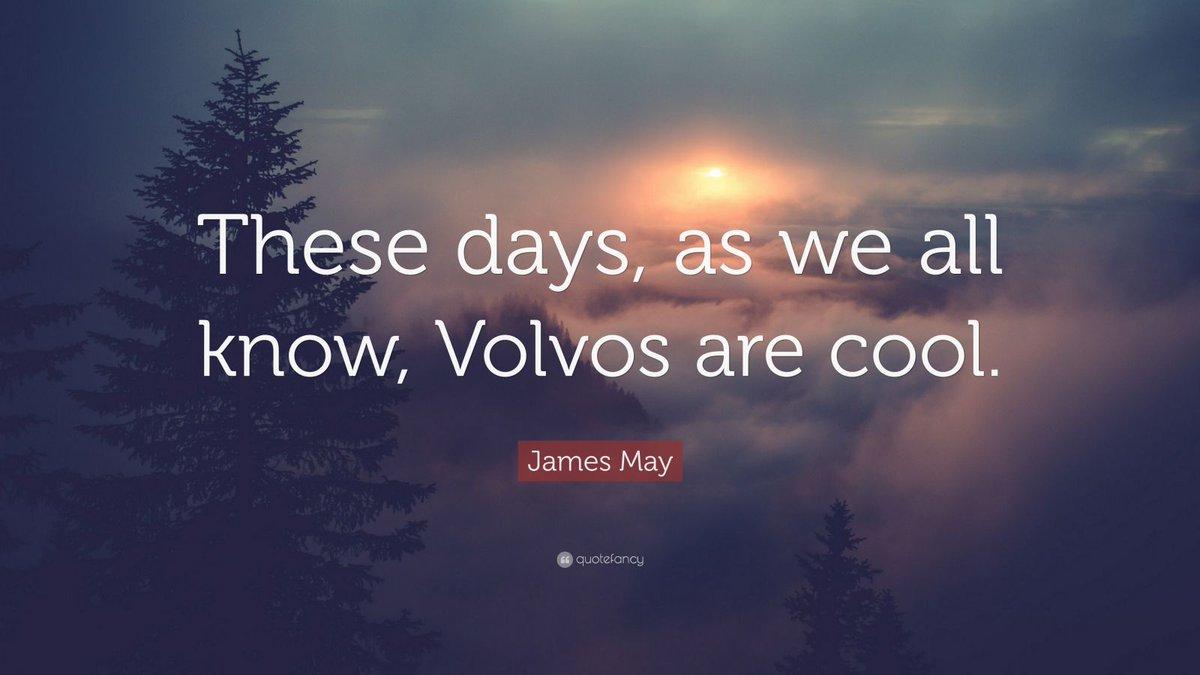 Agree or disagree?    #car #cars #newcar #usedcars #buycarsonline #buyusedcars #driving #vehiclesourcing #volvo #jamesmay @volvocars @VolvoCarUK @MrJamesMay