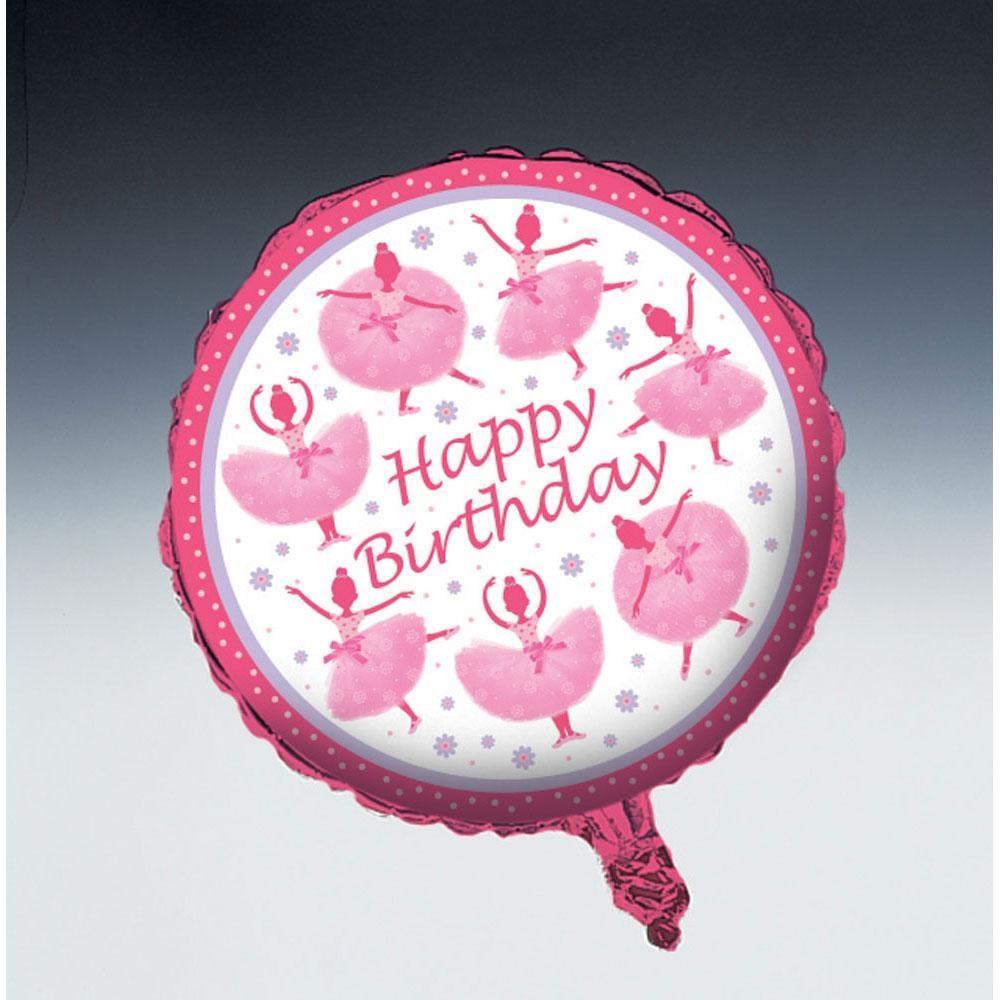 Ballerina TuTu Happy Birthday Balloon for just $1.78 Order yours today! https://t.co/HRlJfZSP27  #costumeparty #halloweencostumes https://t.co/YYXaK9bU9l