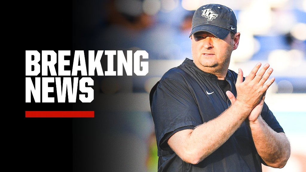 Breaking: Tennessee is hiring UCF's Josh Heupel as its next head football coach, sources told @ClowESPN.