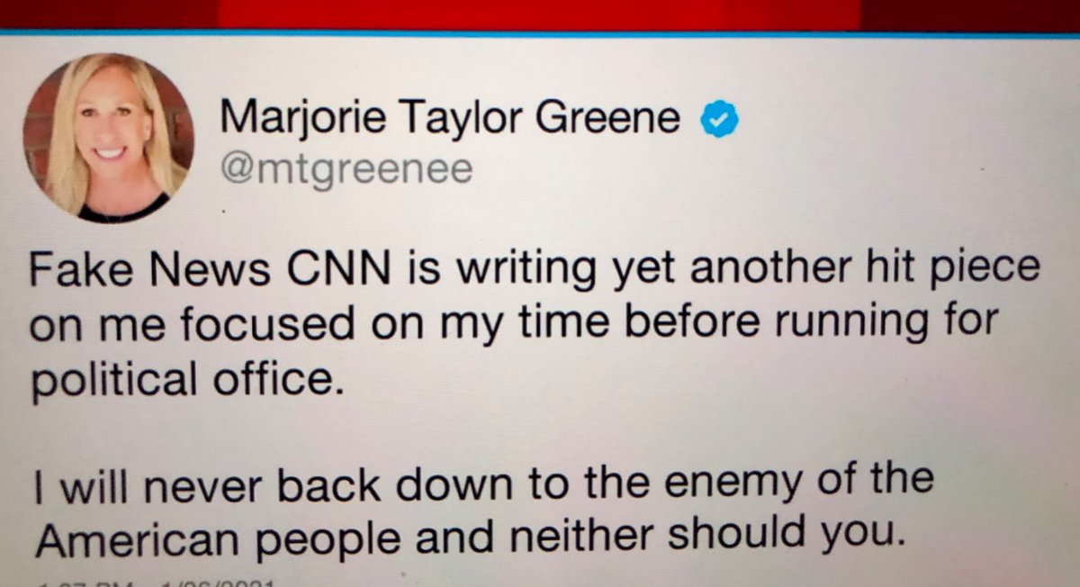 Marjorie Taylor Greene MUST be expelled and Prosecuted!! #ExpelTheSeditionists
