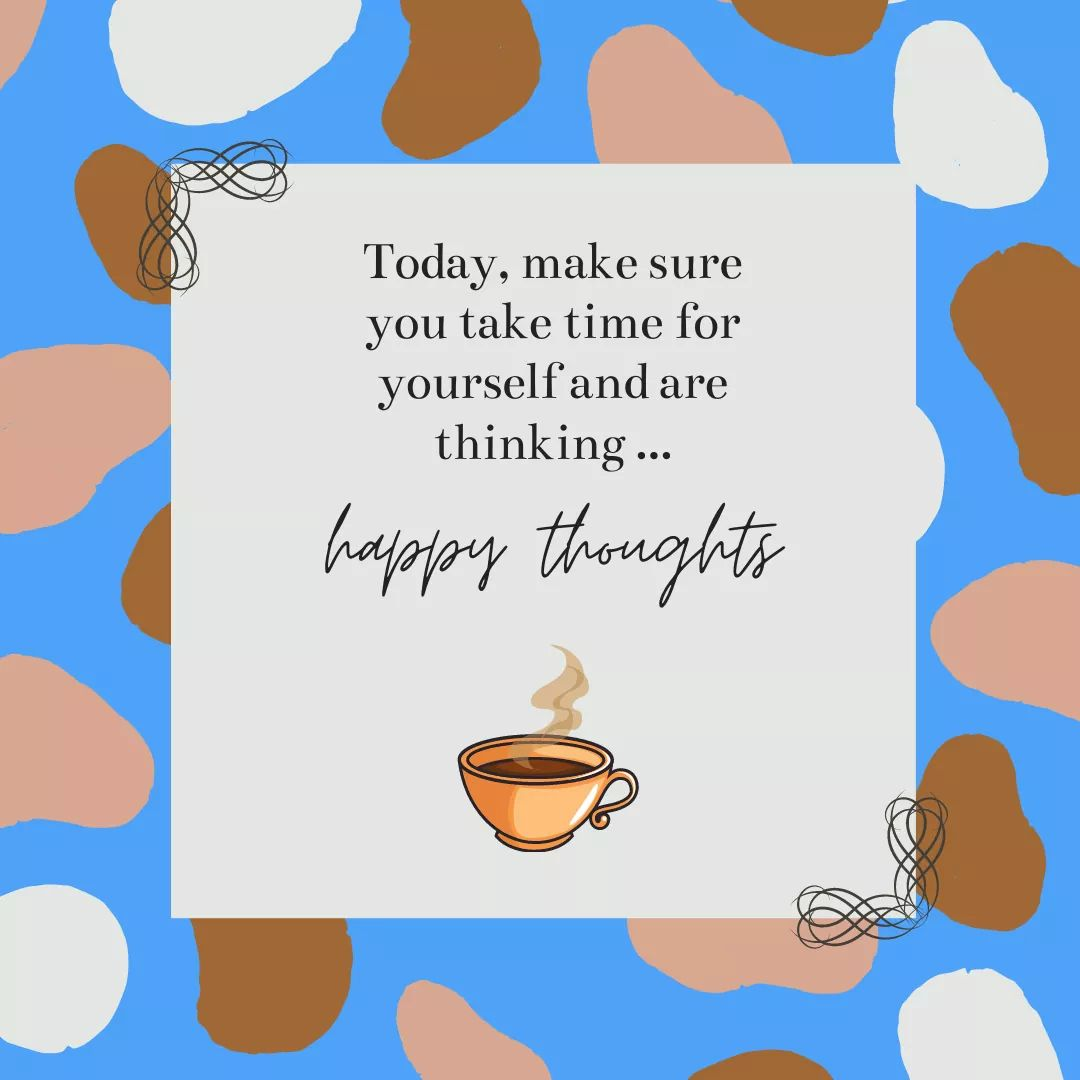 ☕ Happy Wednesday...   #wednesdaythought #Wednesdayvibe #PositiveVibes #happythoughts #humpday