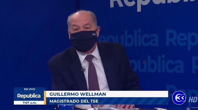 Magistrado del TSE avala decisión de Sala Constitucional sobre candidatura de Walter Araujo