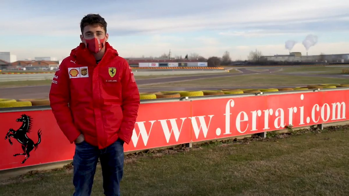 Image for the Tweet beginning: I commenti di @Charles_Leclerc sul