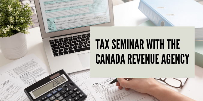 Attention small business owners! The Brantford Brant Business  Resource Centre is presenting a Tax Seminar for you in partnership with Canada Revenue Agency.  Secure your spot by registering in advance:   @BrantfrodBRC #taxwebinar #smallbusiness #Grand Erie