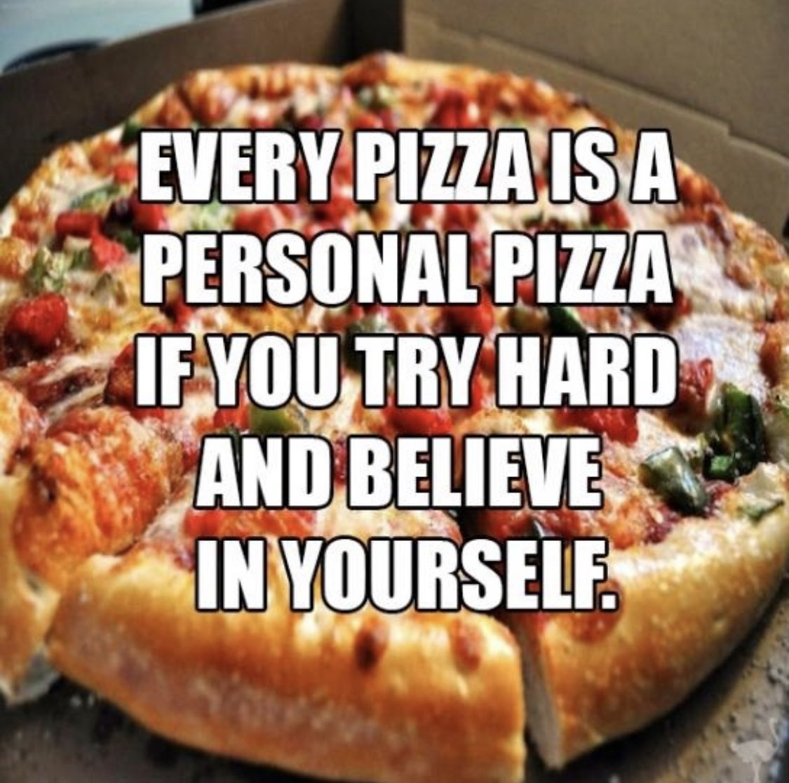 Morning everyone #Morninggg #wednesdaythought #pizza #Foodie #Food #breakfast #Motivation  #Smile