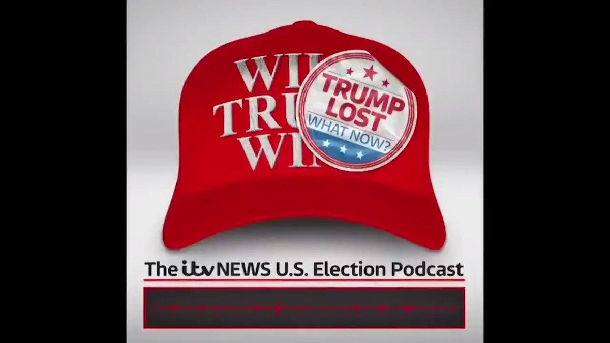 New president/new podcast voice!  @emmamurphyitv joins @danielhewittitv, @robertmooreitv & @lauraschwartz to discuss:  🇺🇸 Why impeachment's delay helps Trump 🇺🇸 Biden's transformative pen 🇺🇸 And what she sent her mum from the Washington 'war zone'  LISTEN: