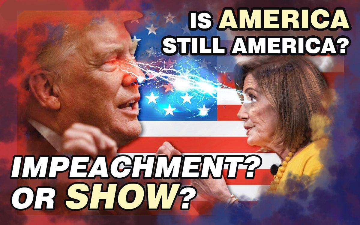 Impeachment or show? #Trump #Biden #TrumpBanned #TrumpsNoteToBidenSaid