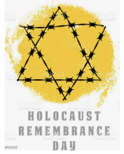 #HolocaustMemorialDay  The millions lost because of genocide must never be forgotten , their names and stories must never fall silent   שהאדון יברך כל נפש ואבדה