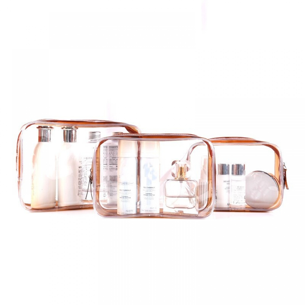 Transparent Cosmetic Bags for Women #hike #life