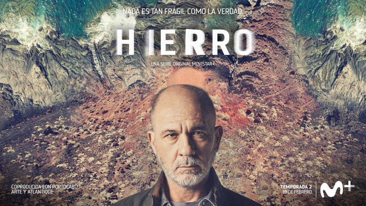 Vuelve Díaz.   #HierroLaSerie