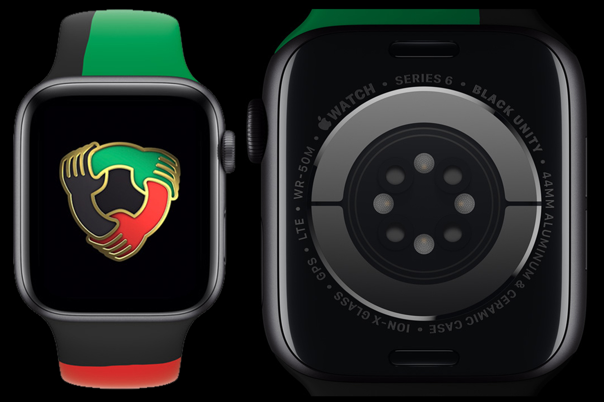 Apple launches limited-edition Apple Watch Series 6 to honor Black History Month https://t.co/okd5Hfvzyh https://t.co/fceFaFjeqj