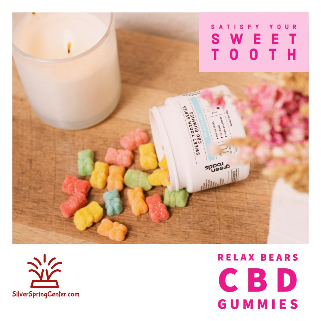 Satisfy your sweet tooth with Relax Bears CBD Gummies Our Best Seller Sweet & Sour gummy bears deliver 10mg of hemp when you need it most    #AnxietyMakesMe #wednesdaythought #WednesdayMotivation #cbd #hemp #help #cannabis #cope #coping #stressrelief #calm