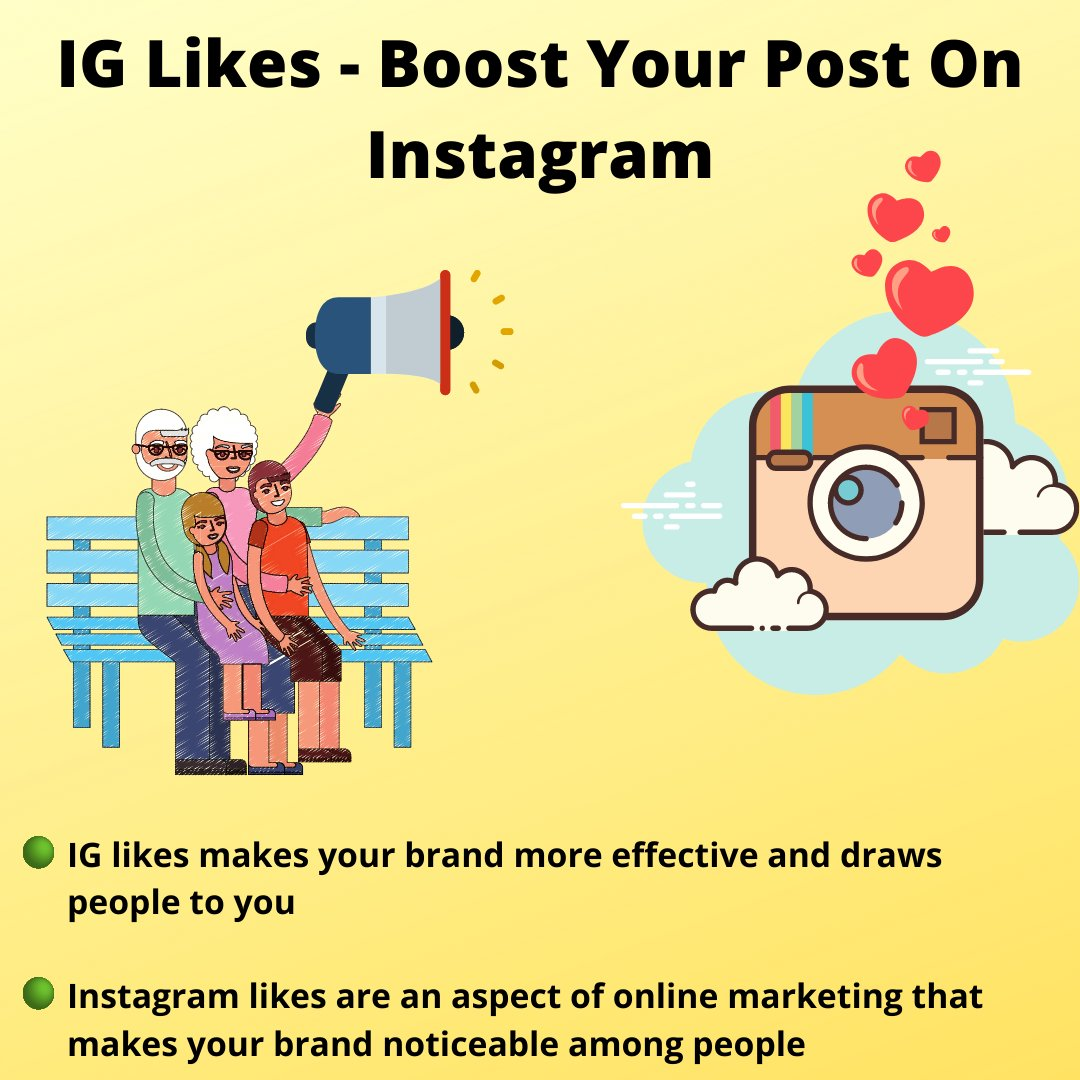 IG Likes - Boost Your Post On Instagram #Instagram  #IGlikes #photos #pics #love #likes #photooftheday #instagood #nature #bestoftheday #instalove #instagramposts #instagramers