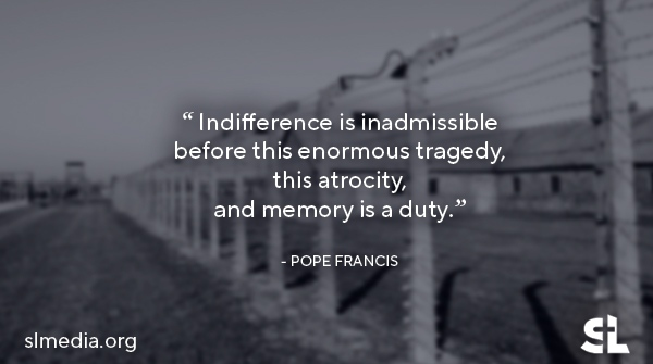 Today on International Day of Commemoration in Memory of Victims of the Holocaust, we remember all those effected by this horrible tragedy. 🙏 #HolocaustRemembranceDay