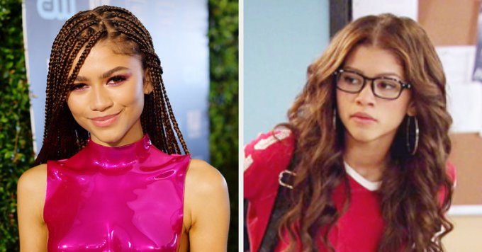 Zendaya Opened Up About Still Being Labeled A Disney Kid Despite Now Being An Emmy-Winning Actor Photo