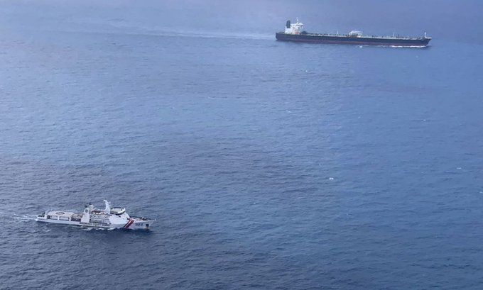 China asks Indonesia to treat detained sailors fairly Photo