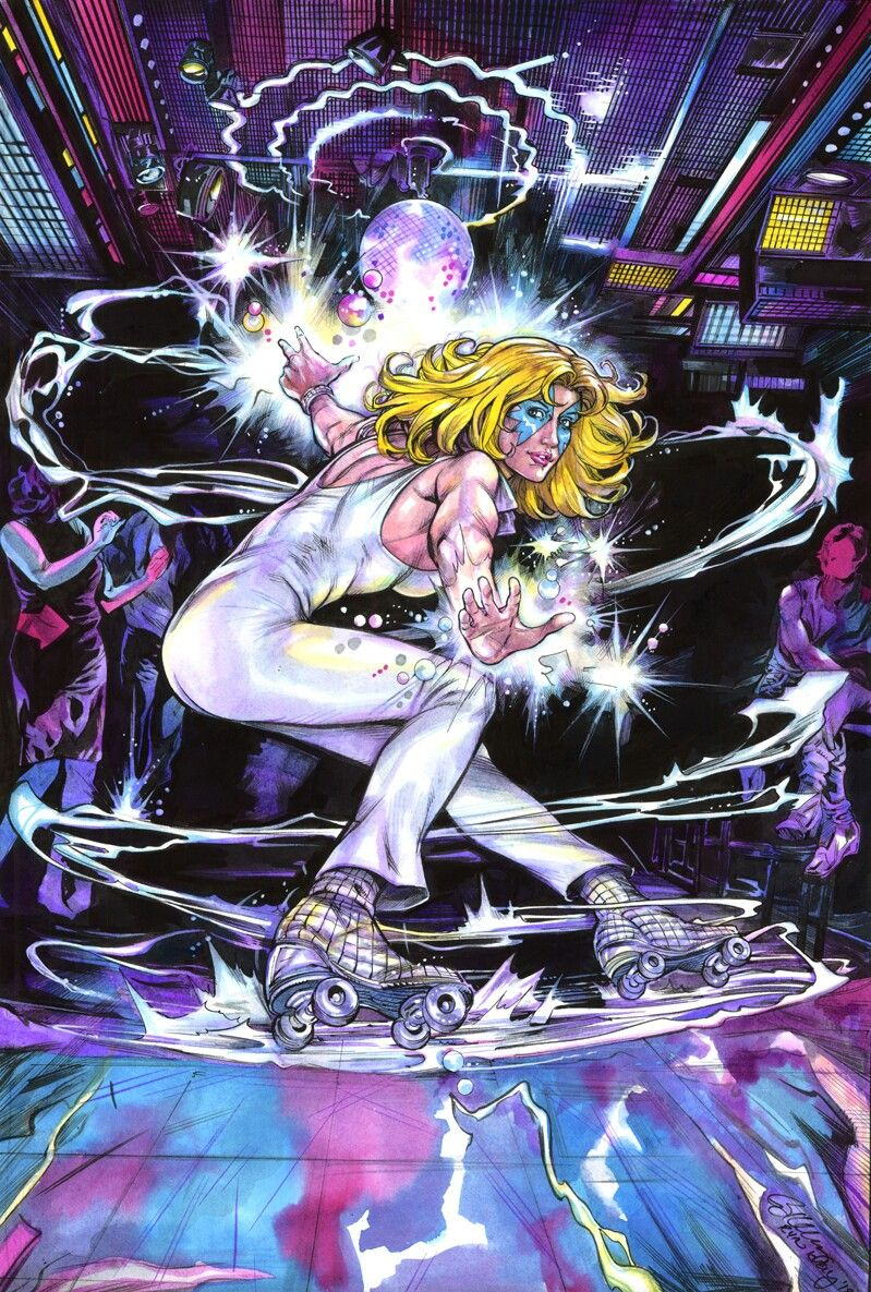 Dazzler and it isn't even close. #XMenVote