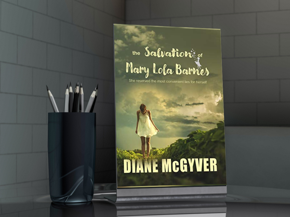 "The writing is fast-paced and very engaging. Grab a copy of ""the Salvation of Mary Lola Barnes"" now. #women #fiction #newrelease #love  available at Amazon -->"