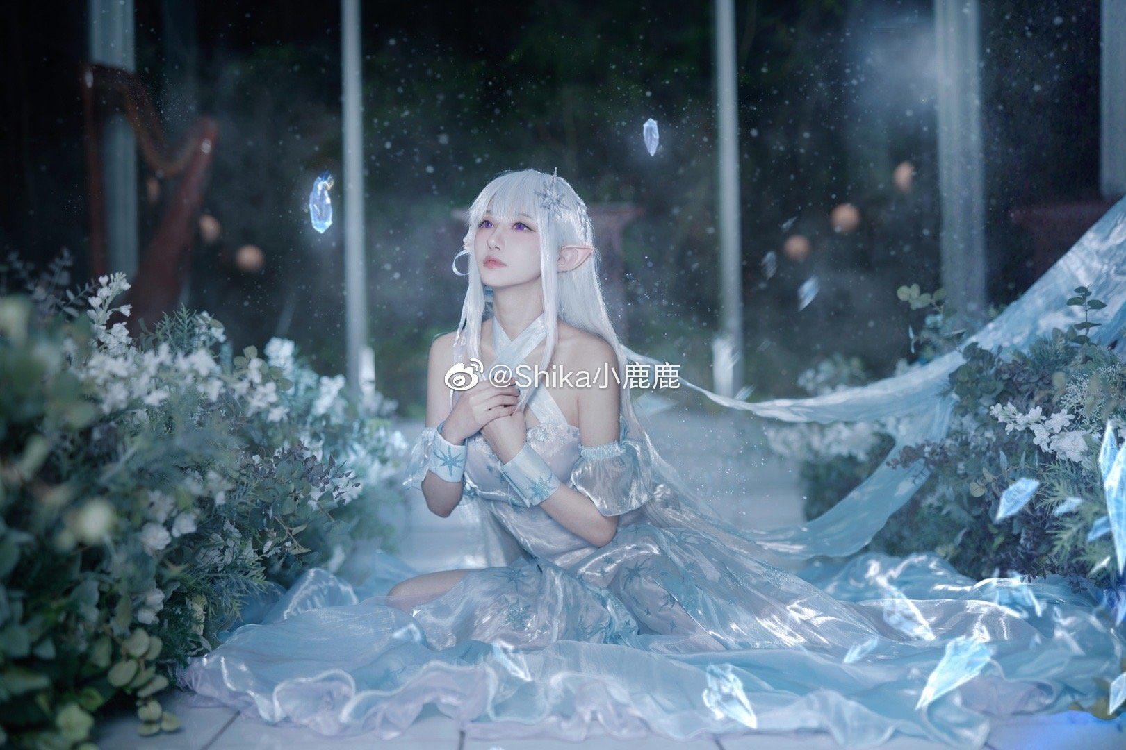 画像,いつかこの雪も止むなら傷付く覚悟と君の言葉握るエミリア:@Shika42516408 PHX:@Osefly THX:@KAPI_827MP @Mingyinc…