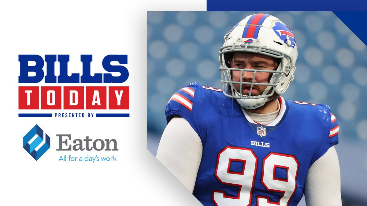 He's ALWAYS giving back to the Buffalo community. ❤️💙  Congratulations to Harrison Phillips on being named a 2021 Alan Page Community Award Finalist: