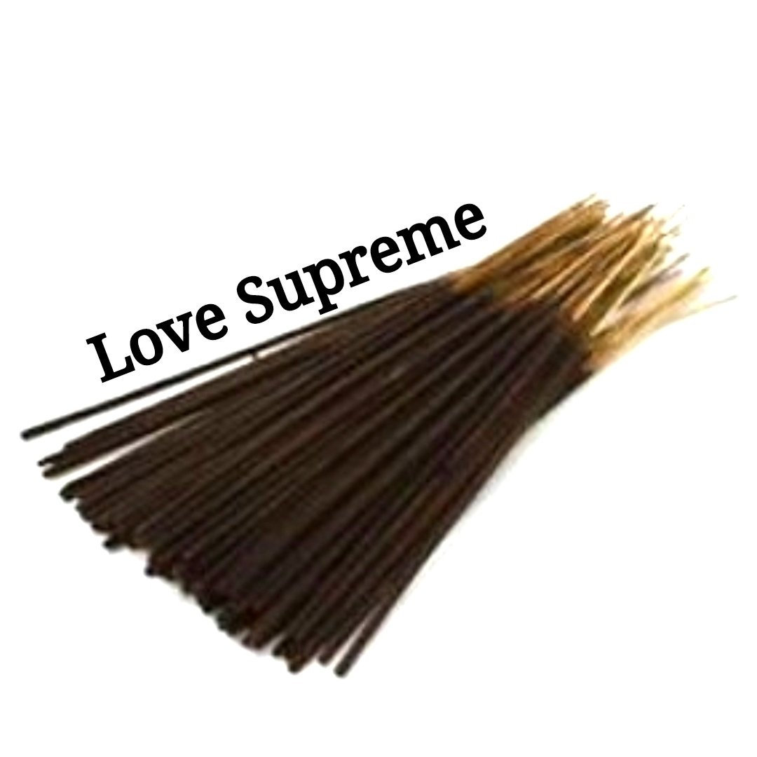 Incense Sticks | Love Supreme | 30 Incense Sticks | Incense Bundle https://t.co/ByWJdDg0EA #GiftShopSale #BlackFriday #HomeFragranceOil #Wedding #PerfumeBodyOils #AromatherapyOil #CyberMonday #Etsy #Incense #HerbalRemedies #Yoga https://t.co/VDiTiRef3g