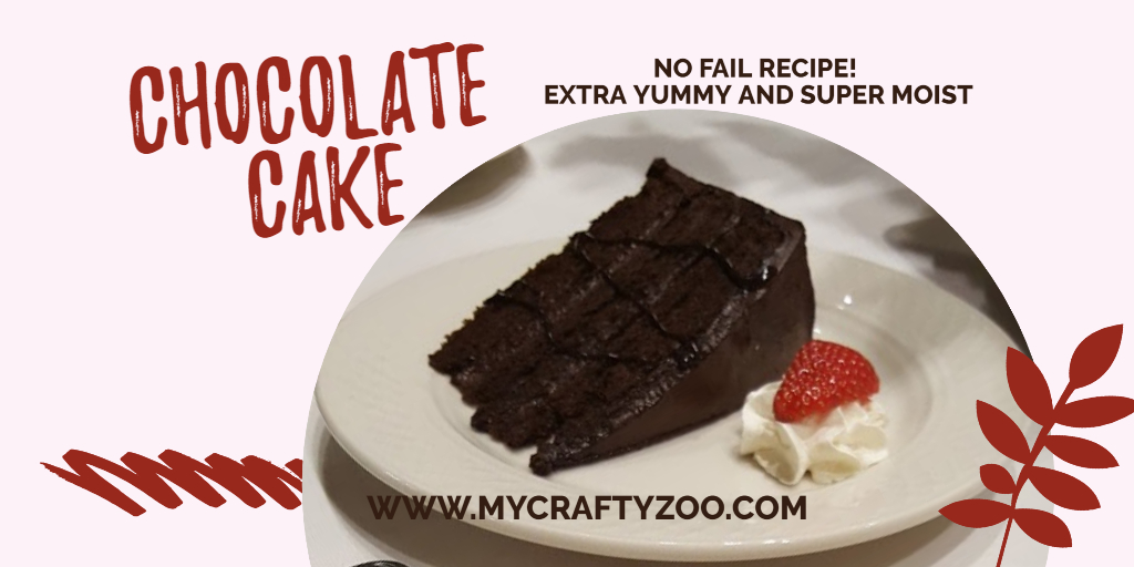 It's National Chocolate Cake Day! Who doesn't love chocolate cake! Check out this super easy recipe, a vacation for your taste buds!  #recipe #recipes #chocolate #chocolatecake #foodie #baking