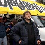Image for the Tweet beginning: Querelato dall'attivista Casarini, il sindaco