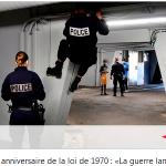 Image for the Tweet beginning: ⚫️ La guerre à la