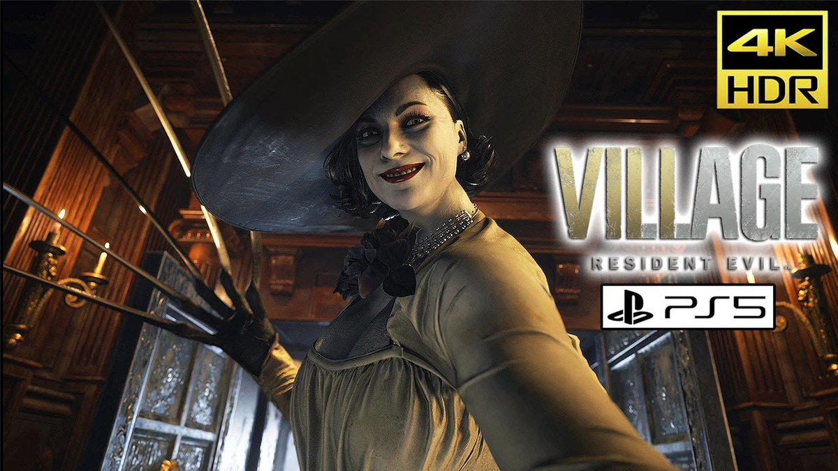 Please Put #ResidentEvilVillage on The PS4 As Well Since Most of Us May Still Might Not Be Able To Get a #PS5 Due to #PS5Scalpers @CapcomUSA_ & @CapcomEurope 😡😤 #ResidentEvil8Village #ResidentEvil8 #ResidentEvil #gamers #gamer #PlayStation5 #wednesdaythought