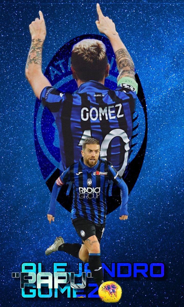Grazie capitano! Wishing you all the best with @SevillaFC_ENG  #PapuGomez #sevillafc131 #sevilla #Atalanta #LaLigaSantander #SerieATIM