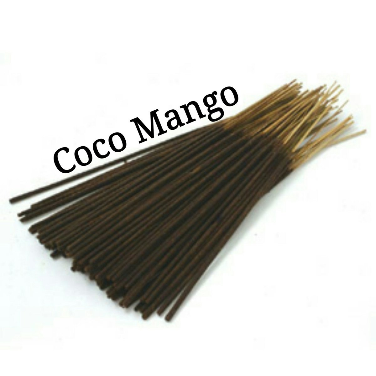 Incense Sticks | Coco Mango | 30 Incense Sticks | Incense Bundle  #GiftShopSale #CyberMonday #BlackFriday #PerfumeBodyOils #HomeFragranceOil #Etsy #Incense #HerbalRemedies #AromatherapyOil #Wedding #11InchIncense