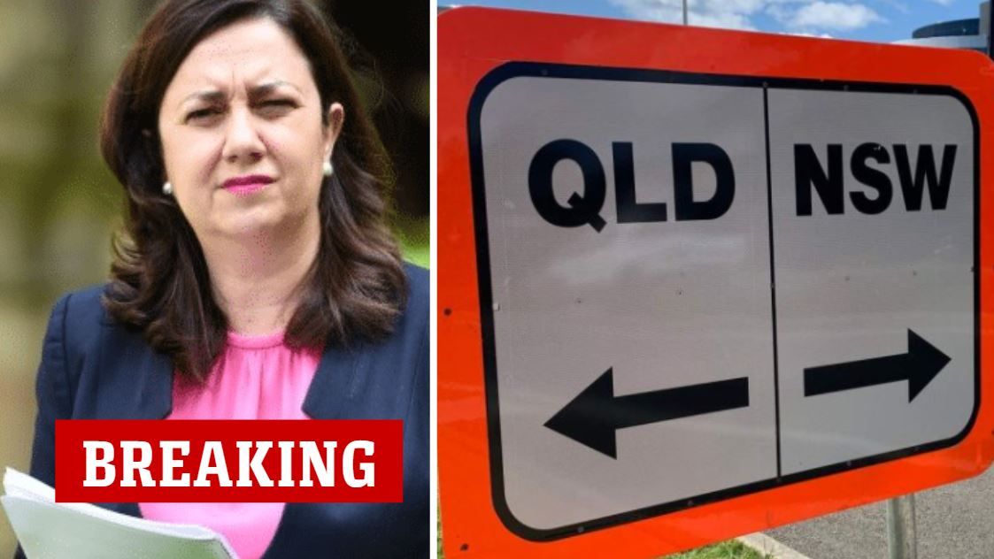 #BREAKING: Queensland will open it border to all of NSW next week.